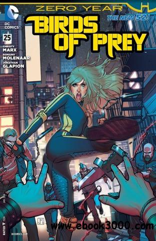 Birds of Prey 25 (2013) free download