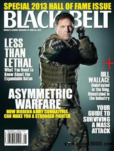 Black Belt Magazine - December 2013/January 2014 free download