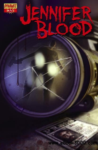 Garth Ennis Jennifer Blood 033 (2013) free download