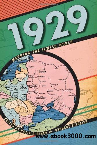 1929: Mapping the Jewish World free download