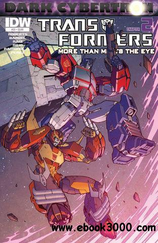 Transformers- More Than Meets the Eye 023 (2013) free download
