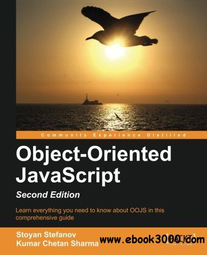 Object-oriented javascript - Second Edition free download