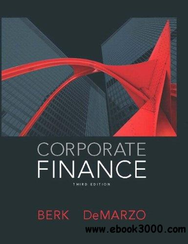 Corporate Finance (3rd Edition) free download