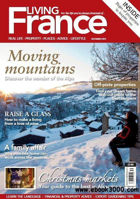 Living France UK - December 2013 free download