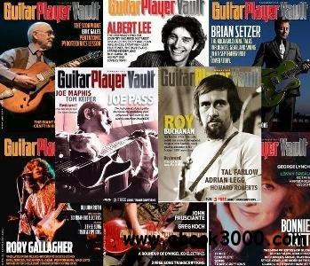 Guitar Player Vault 2013 Full Collection free download