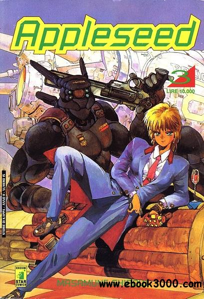 Appleseed - Volume 3 free download