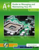 Hardware ebooks abi paudels a guide to managing maintaining your pc 8th edition fandeluxe Image collections