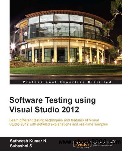 Software Testing using Visual Studio 2012 free download