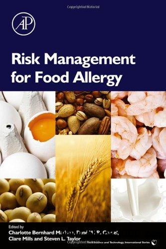 Risk Management for Food Allergy free download