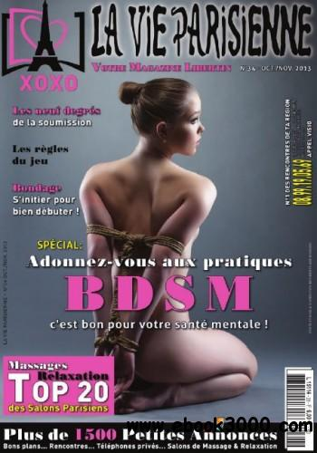 La Vie Parisienne - Octobre 2013 free download