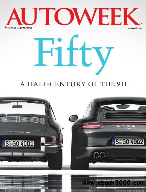 Autoweek - 25 November 2013 free download