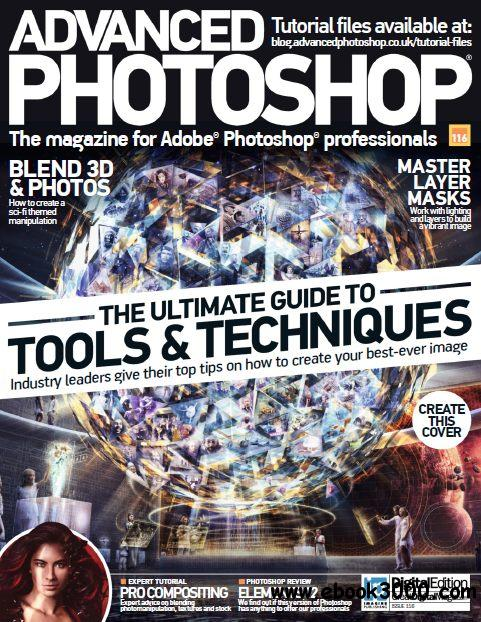 Advanced Photoshop - Issue No. 116 free download