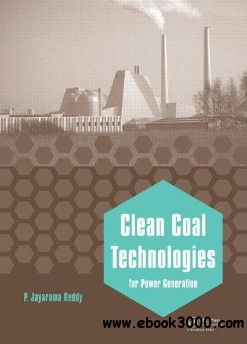 Clean Coal Technologies for Power Generation free download