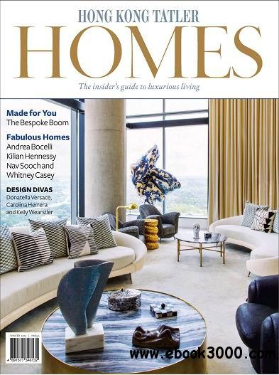 Hong Kong Tatler Homes Magazine Winter 2013 free download