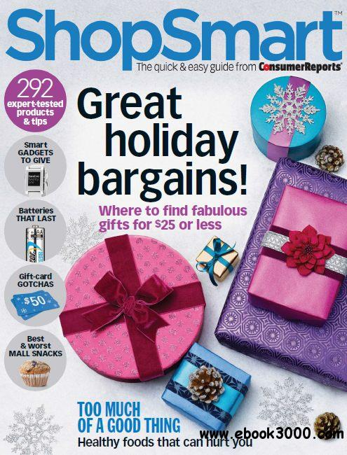 Shop Smart - December 2013 free download