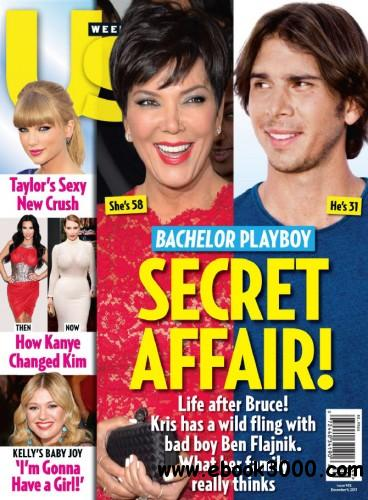 Us Weekly - 09 December 2013 free download