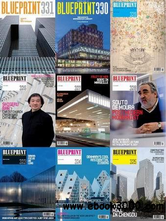 Blueprint Magazine 2013 Full Collection free download