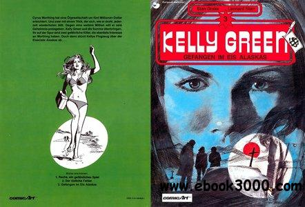 Kelly Green - Band 3 - Gefangen im Eis Alaskas free download
