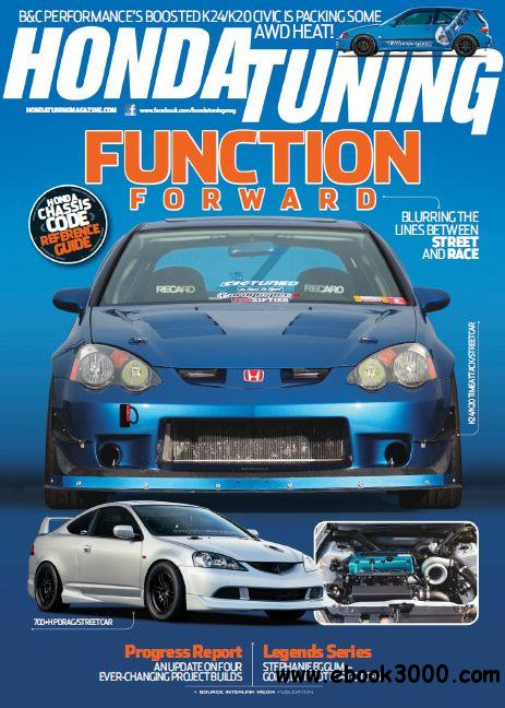 Honda Tuning - December 2013 - January 2014 free download