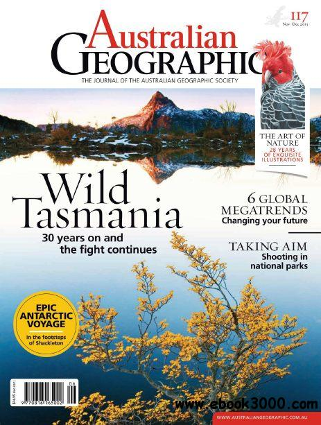 Australian Geographic - November - December 2013 free download