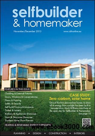 Selfbuilder & Homemaker - November / December 2013 free download