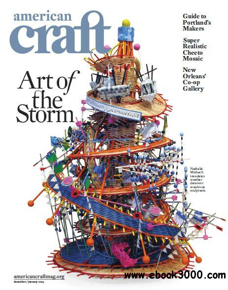 American Craft - December 2013 - January 2014 free download