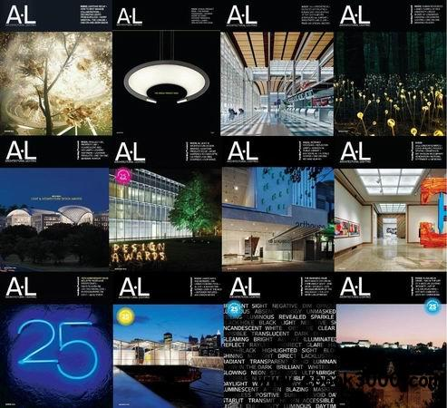 Architectural Lighting Magazine 2011-2013 Full Collection free download
