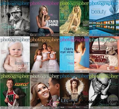 Professional Photographer Magazine (US) 2013 Full Collection free download