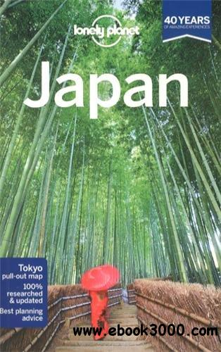 Lonely Planet Japan free download