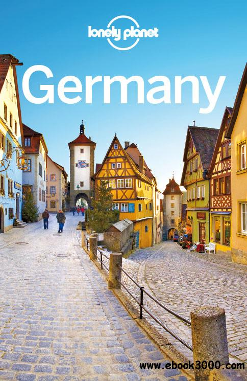 Lonely Planet Germany free download