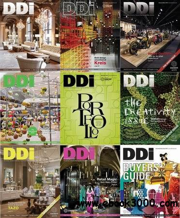 Display and Design Ideas Magazine 2013 Full Collection free download
