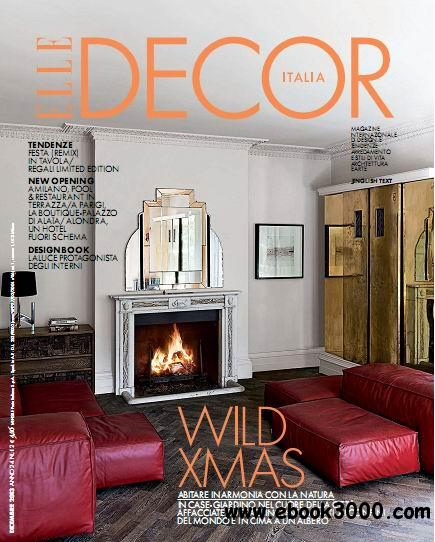 Elle Decor Italia - Decembre 2013 free download