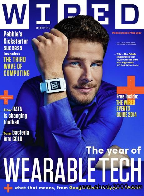 WIRED UK - January 2014 free download