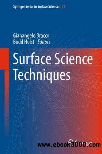 Surface Science Techniques free download