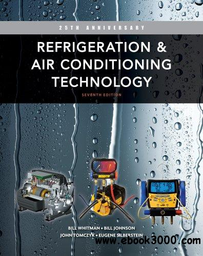 Refrigeration and Air Conditioning Technology (7th Edition) free download