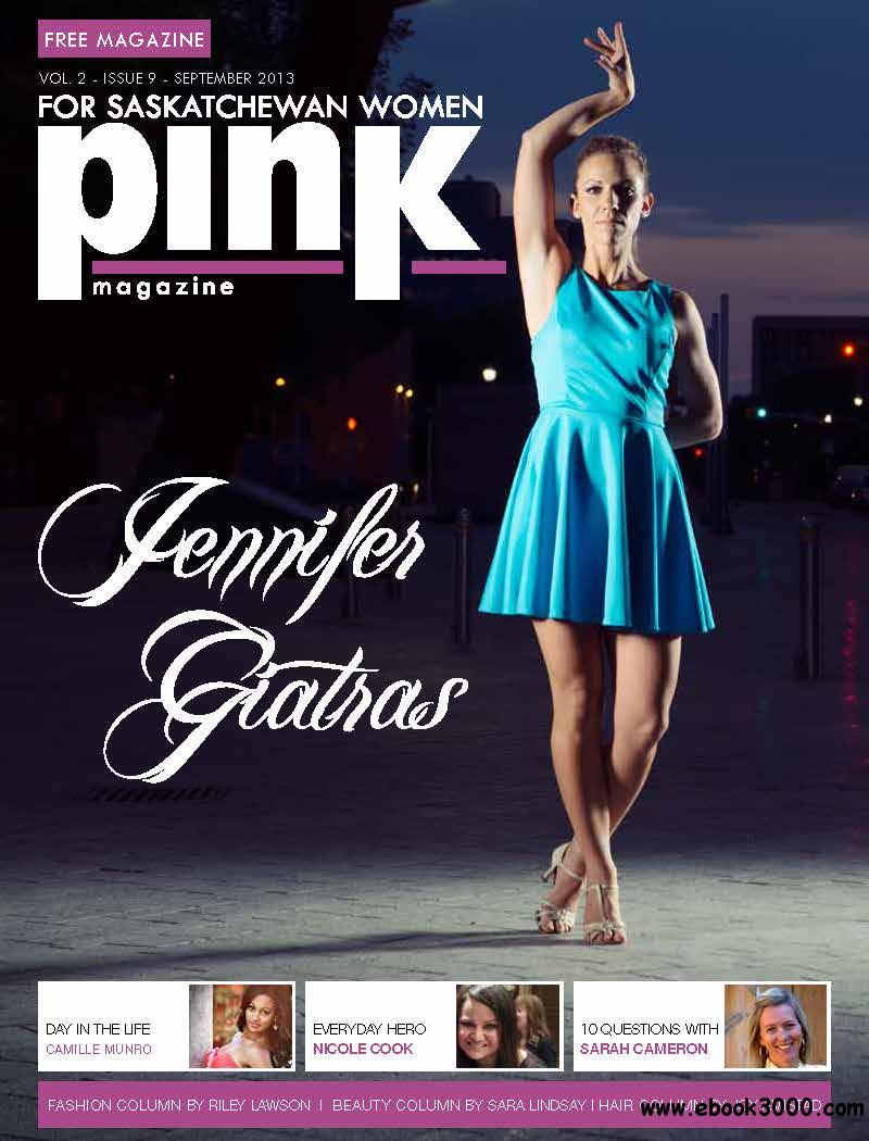 PINK Magazine - Vol. 2 September 2013 free download