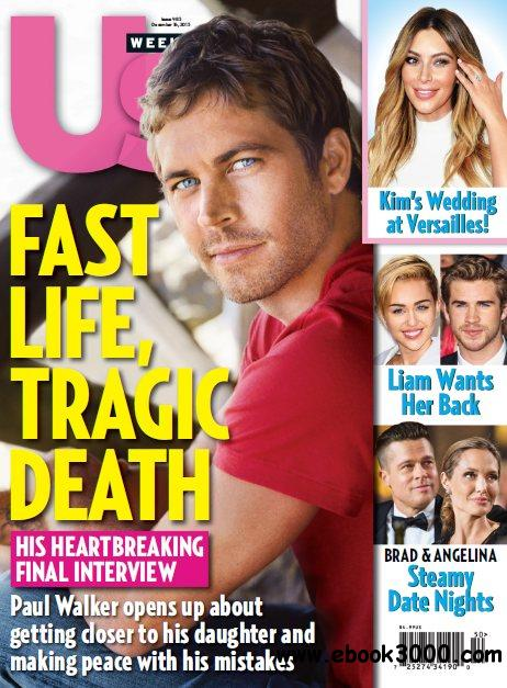 Us Weekly - 16 December 2013 free download