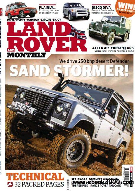 Land Rover Monthly - January 2014 free download