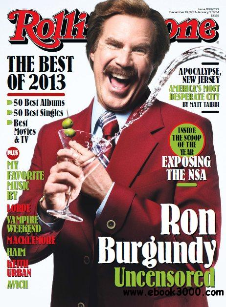 Rolling Stone USA - 19 December 2013 free download