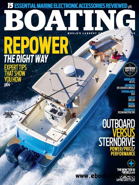 Boating - January 2014 free download