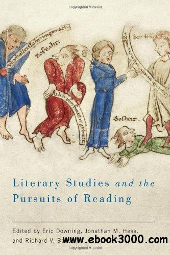 Literary Studies and the Pursuits of Reading (Studies in German Literature Linguistics and Culture) free download