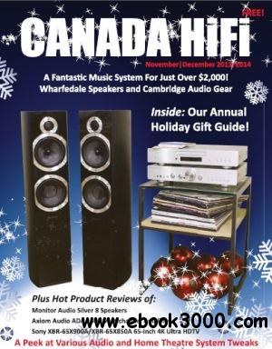 Canada HiFi - December 2013/January 2014 free download