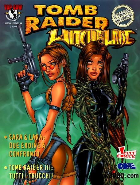 Tomb Raider Witchblade - Volume 1 free download