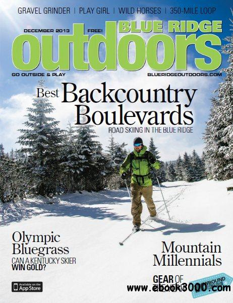 Blue Ridge Outdoors - December 2013 free download