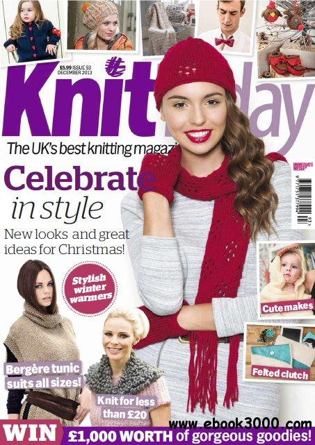 Knit Today - December 2013 free download