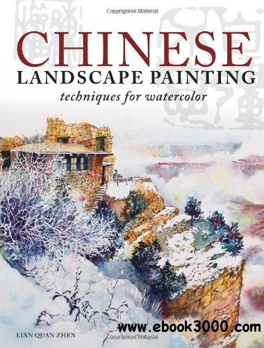 Chinese Landscape Painting Techniques for Watercolor free download