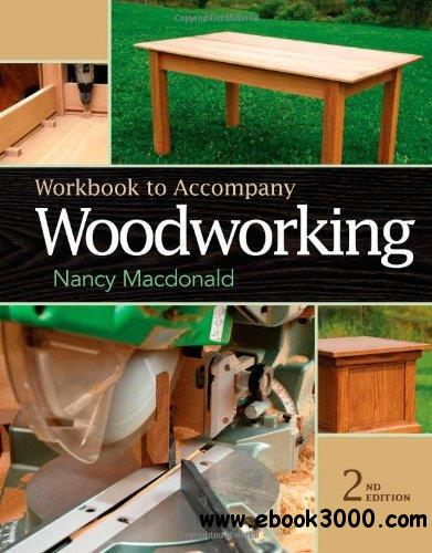 Workbook for MacDonald's Woodworking, 2nd edition free download
