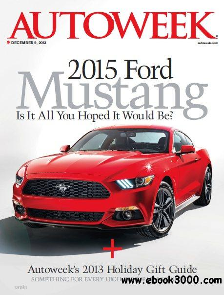 Autoweek - 9 December 2013 free download