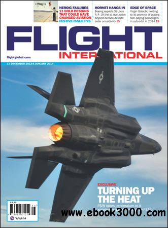 Flight International - 17 December 2013- 6 January 2014 free download