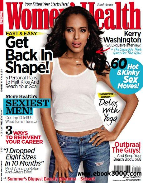 Women's Health South Africa - January - February 2014 free download